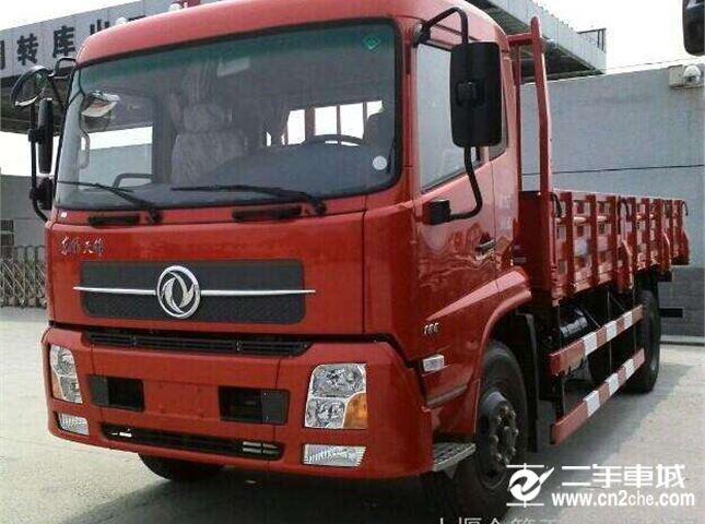东风 天锦VR 180马力4X2 6.75米栏板载货车