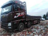 青岛解放 JH6 420马力平板载货车