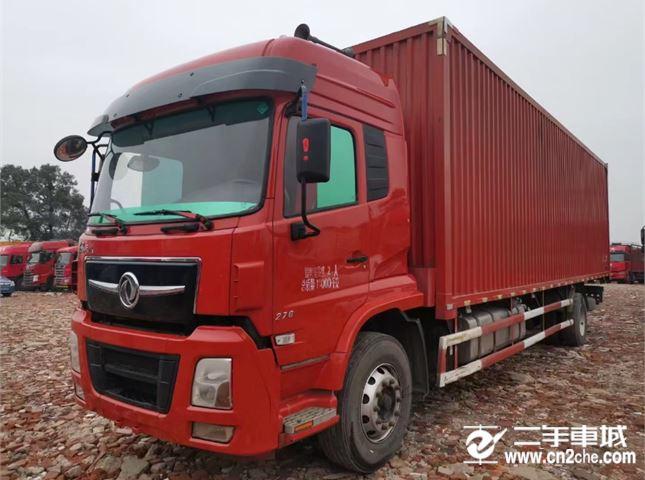 东风 天龙 270马力 8×2 仓栅式载货车(DFL5311CCYAX11B)