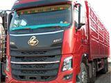 東風柳汽 乘龍H7 重卡420馬力8X4 9.4米倉柵式載貨車
