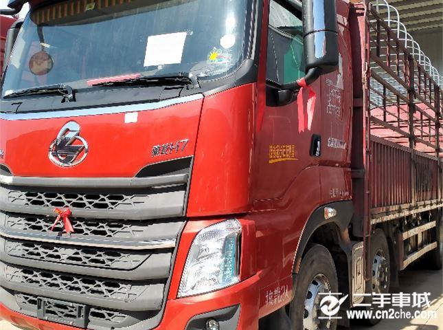 东风柳汽 乘龙H7 H7 重卡 385马力 6X4
