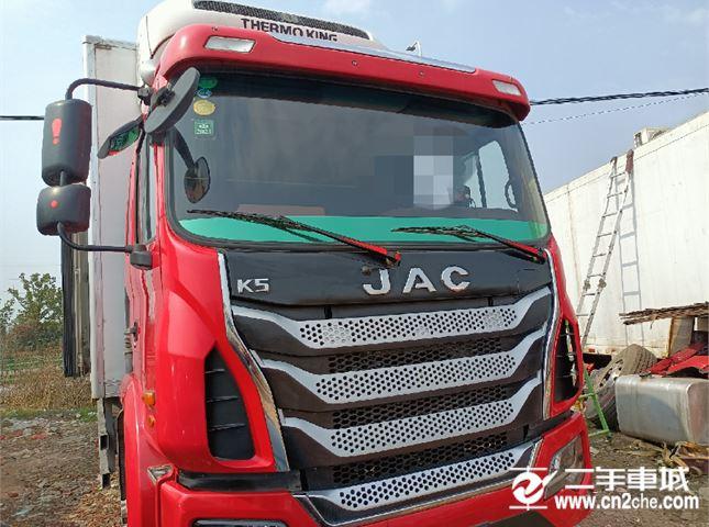 江淮 江淮格爾發K系列 K6L中卡 200馬力 6X2 廂式載貨車