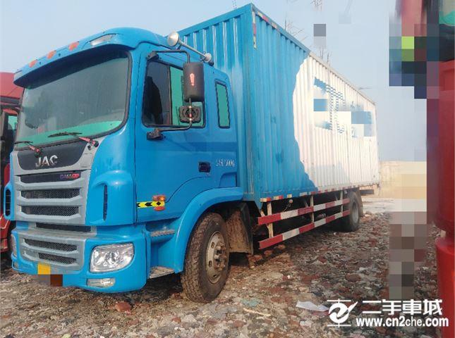江淮 江淮格爾發K系列 7.8米廂式貨車