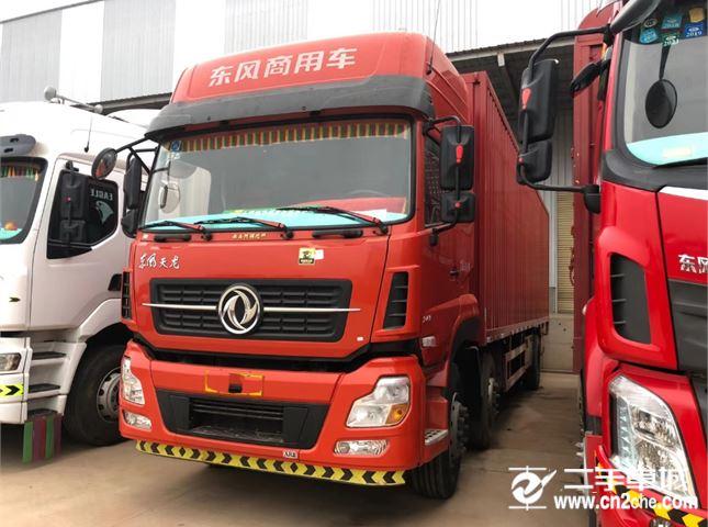 東風 天龍 245動力6X2載貨車