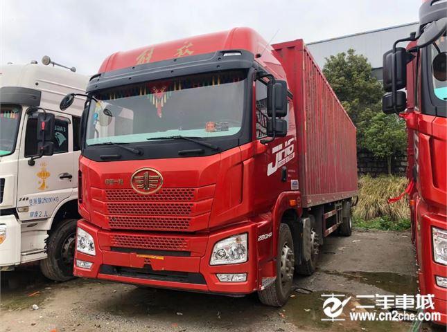 青岛解放 JH6 280动力6X2载货车