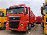 中國重汽 汕德卡 G7W460動力8X4載貨車
