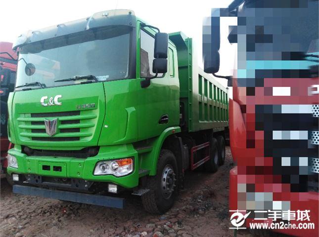 联合卡车 联合卡车 U350马力自卸车