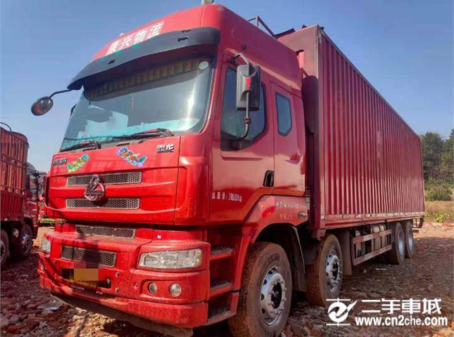 东风柳汽 霸龙 320马力载货车