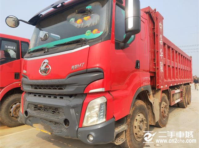 东风柳汽 乘龙H7 350马力7.6米