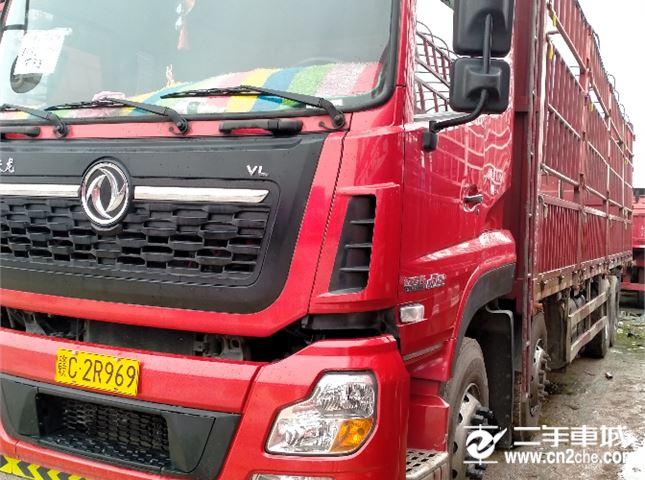 东风 天龙VL 450九米六苍栅车