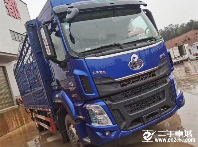 东风柳汽 乘龙H5 H5 220马力 4X2 6.8米仓栅式载货车(高顶双卧)(LZ5182CCYM3AB)