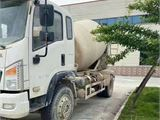 大运汽车 专用车 160马力混凝土搅拌车