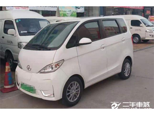 九龙汽车 九龙专用车 EM3纯电动5座客车