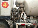 大运汽车 专用车 8方混凝土搅拌车