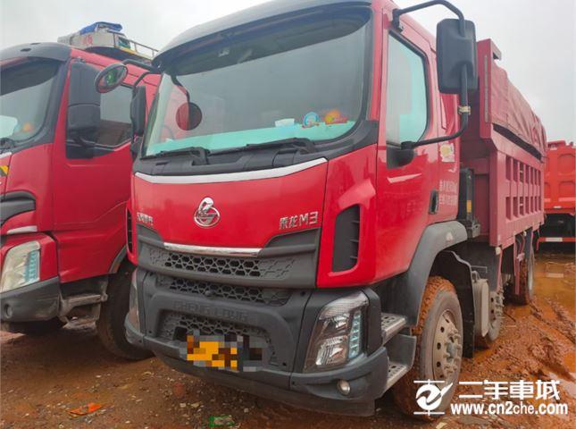 东风柳汽 乘龙M3 4.8米自卸车