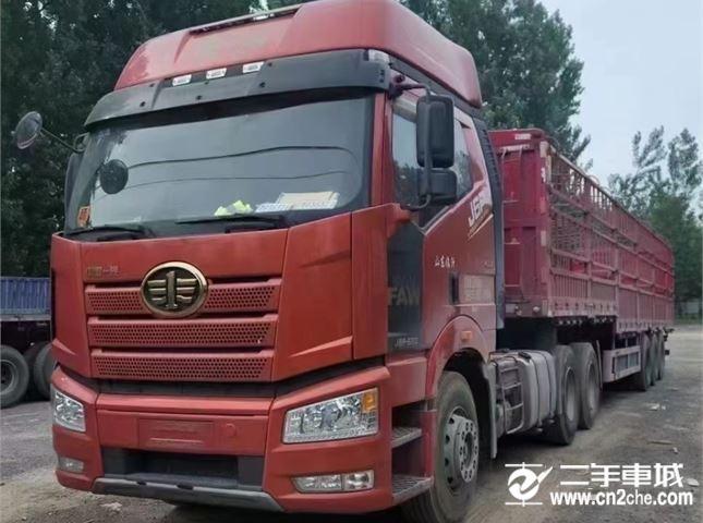 一汽解放 J6P 550牵引车