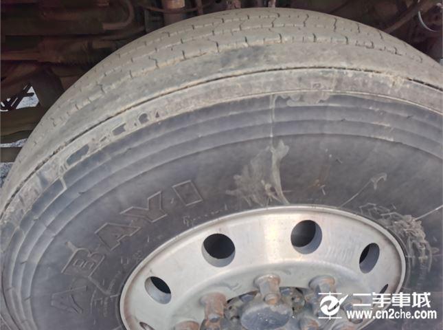 中国重汽 豪沃T7H 540双驱