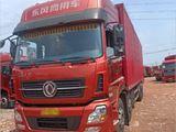 東風 天龍 350馬力廂式載貨車
