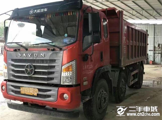 大運汽車 G6 4.8米自卸車