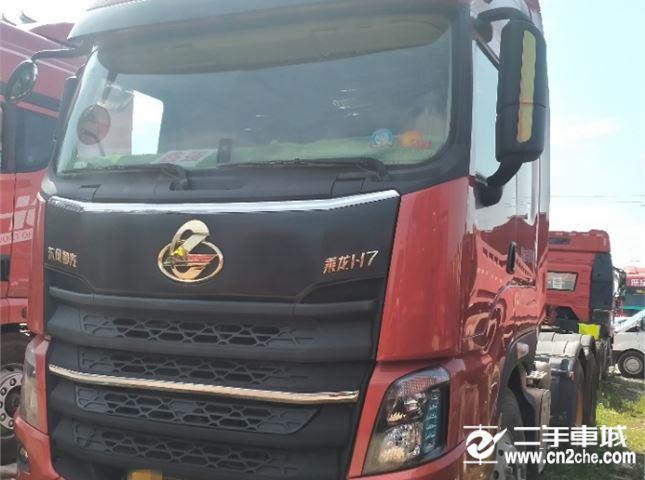 东风柳汽 乘龙H7 H7重卡 500马力 6X4