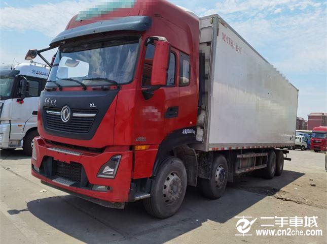 東風 天龍KL 465馬力冷藏車