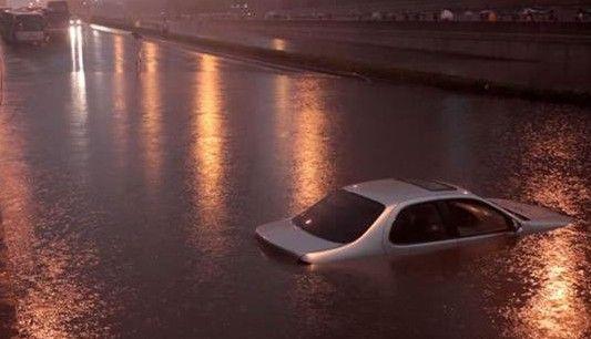 车辆遇水淹后5个处理步骤