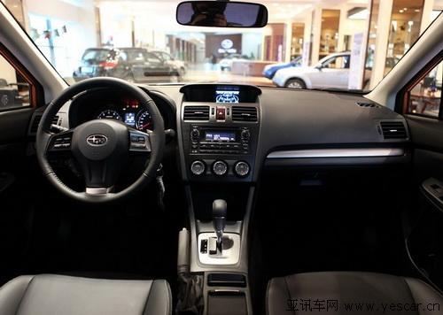 跨界SUV车型斯巴鲁XV推荐