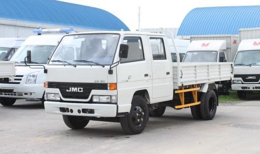 江铃、庆铃为首的纯正五十铃技术的车型,譬如江铃顺达、   庆高清图片