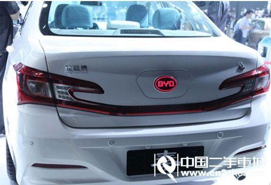 """据悉,比亚迪""""秦""""电动车将于明年上半年上市,预计售价20万.比亚图片"""