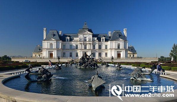 不出国门照样玩转欧式风格城堡建筑