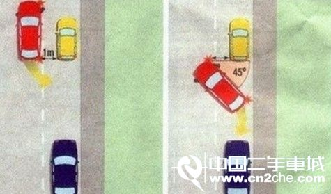 路考靠边停车泊车操作步骤分享
