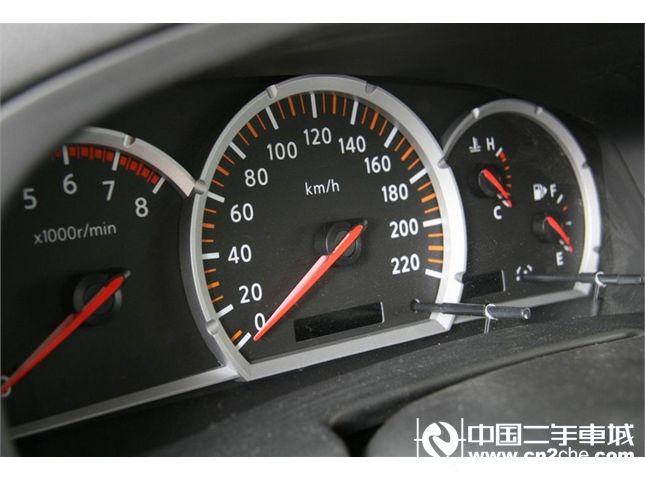 汽车仪表盘上常见故障指示灯解读图片   红色故障警报指示高清图片