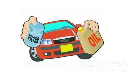 冬季汽车保养攻略之汽车机油的使用高清图片