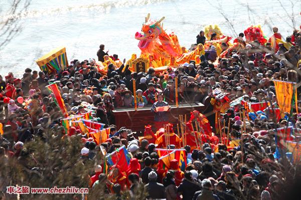 """第四届""""二月二•龙抬头""""庙会将在老龙头举办"""