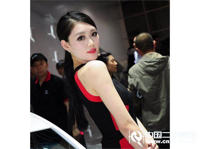北京车展 车模