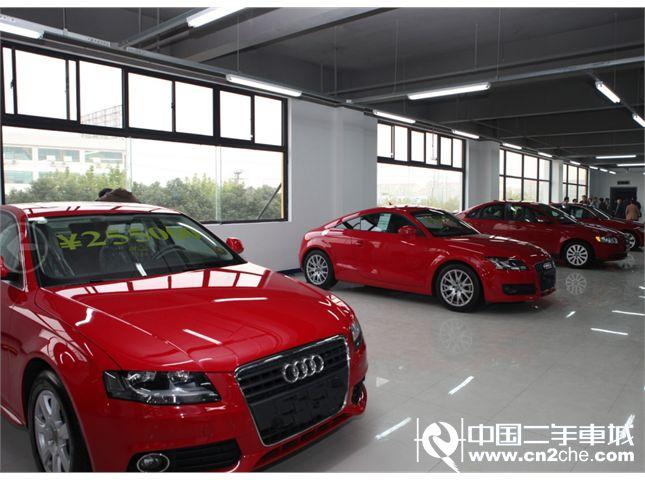 神奇的上海二手车交易市场