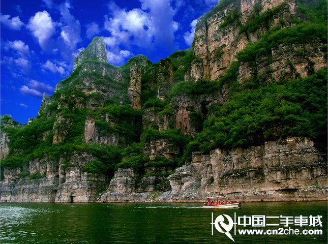 贵安新区北斗湖风景