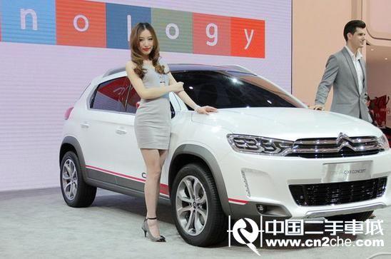 新车速递:东风雪铁龙c-xr量产版发布