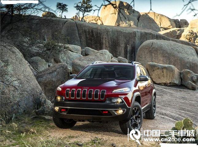 jeep自由光汽车结构素描