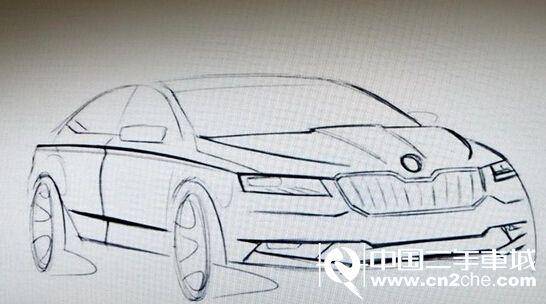 或于2016年 斯柯达全新superb推混合动力版车型 高清图片