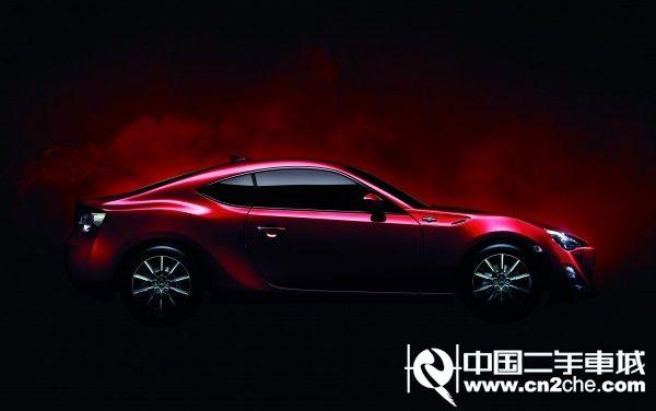 2014款丰田86型动上市 全力 劲 化内外兼修高清图片