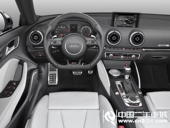 奥迪新一代RS 3 Sportback