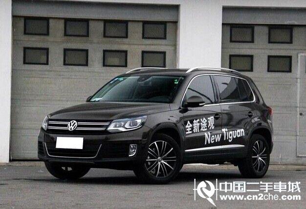 上海大众途观最新价格变化 现金直降1.34万元