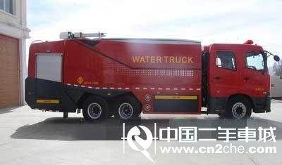 大型水罐消防车,消防车