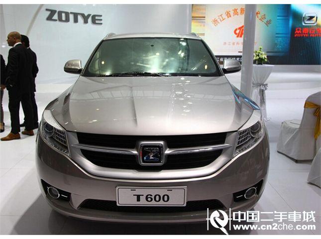 众泰T600双十二最新降价来袭 北京地区最高优惠五千元