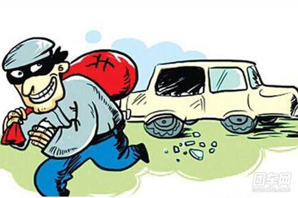 """北京市顺义区某小区内一夜竟有13辆车被砸,盗窃者甚至连车内的零食都"""""""