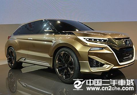 广本之夜将同时发布三款新车 4月23日见图片