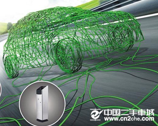 中国二手车城谈新能源环境保护计划