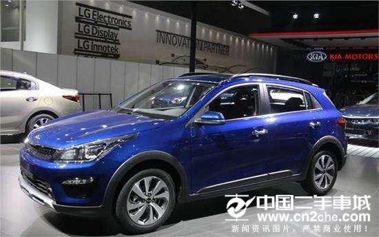 上海车展亮相 东风悦达起亚K2 CROSS发布图片