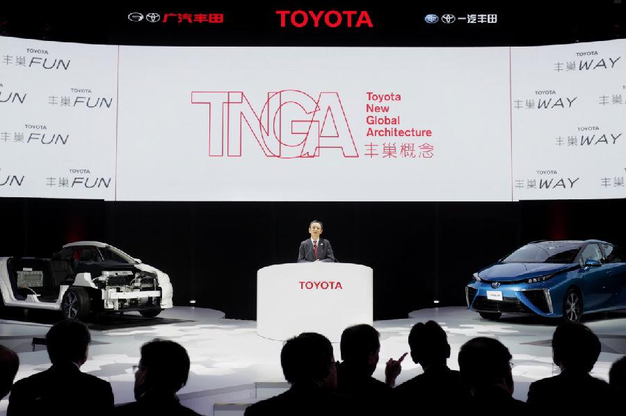 """丰田以构造改革实现""""制造更好的汽车"""""""